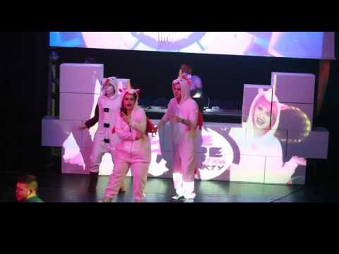 Carnaval jove 2017 a Collbató
