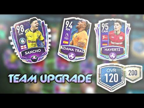BIG TEAM UPGRADE! Fifa Mobile 20