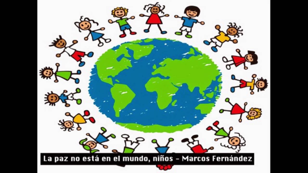 Paz Para El Mundo: La Paz No Está En El Mundo, Niños