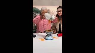 Nenek Pelukis Handal