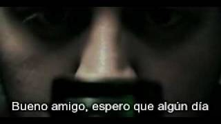 Johnny Cash-I See A Darkness (Subtitulado al español)