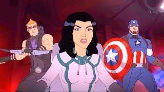 Марвел | Мстители: Секретные войны | Серия 9 Сезон 4 - Не люблю Хэллоуин