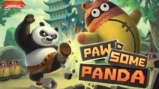 Kung Fu Panda Paw Some Panda Game for Kids - New Kung Fu Panda