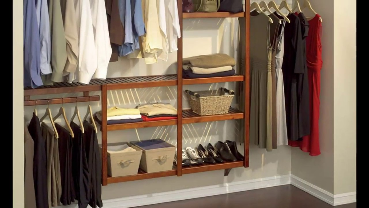 Mens Small Closet Design Ideas