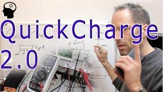 Quick Charge 2 - das Protokoll - wahnsinnig spannendes Laden? - (#084 Elektronik)