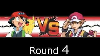 Pokemon: Red VS Ash (Sinnoh-Team)