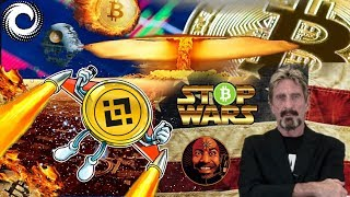 Crypto Nuclear Winter?!? Guess Who Owns 1% of ALL BITCOIN? MASSIVE Binance News! $BTC Hash Rate