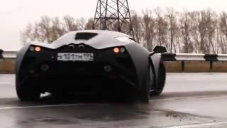 The russian supercar: Marussia