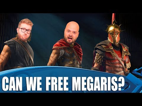 Assassin's Creed Odyssey - Can We Free Megaris? thumbnail
