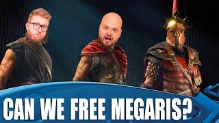Assassin's Creed Odyssey - Can We Free Megaris?