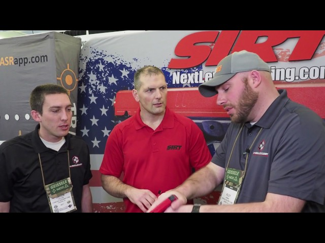 Mike Hughes Sub Compact SIRT SHOT Show 2017