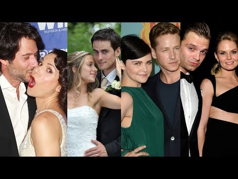 Once Upon A Time ... and their real life partners