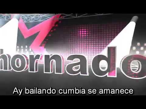 Negra, Ron y Vela-Cumbia Sonidera-Karaoke(Grupo Kúal)2014 Thornado