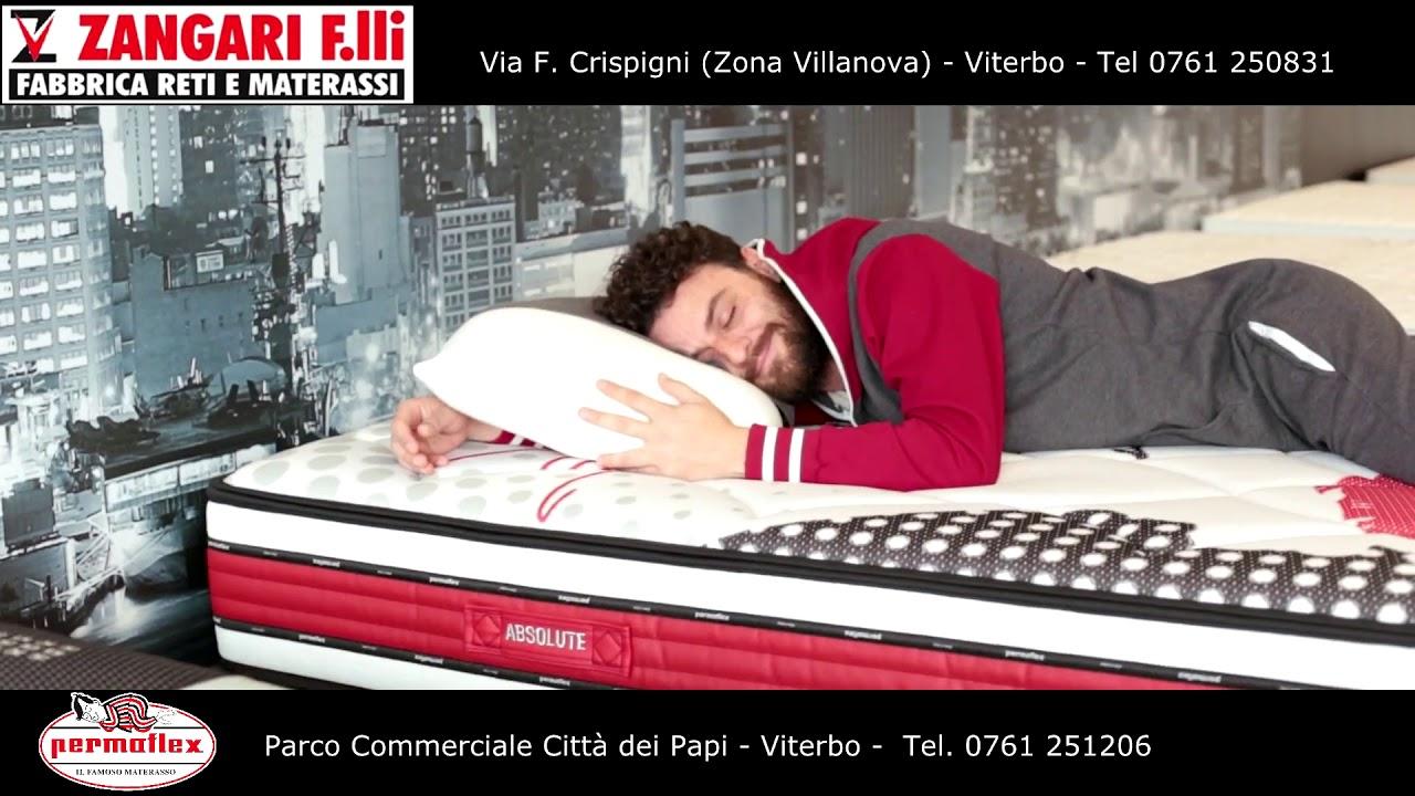 Materassi Zangari Viterbo.Zangari Spot By Sbobtv Youtube