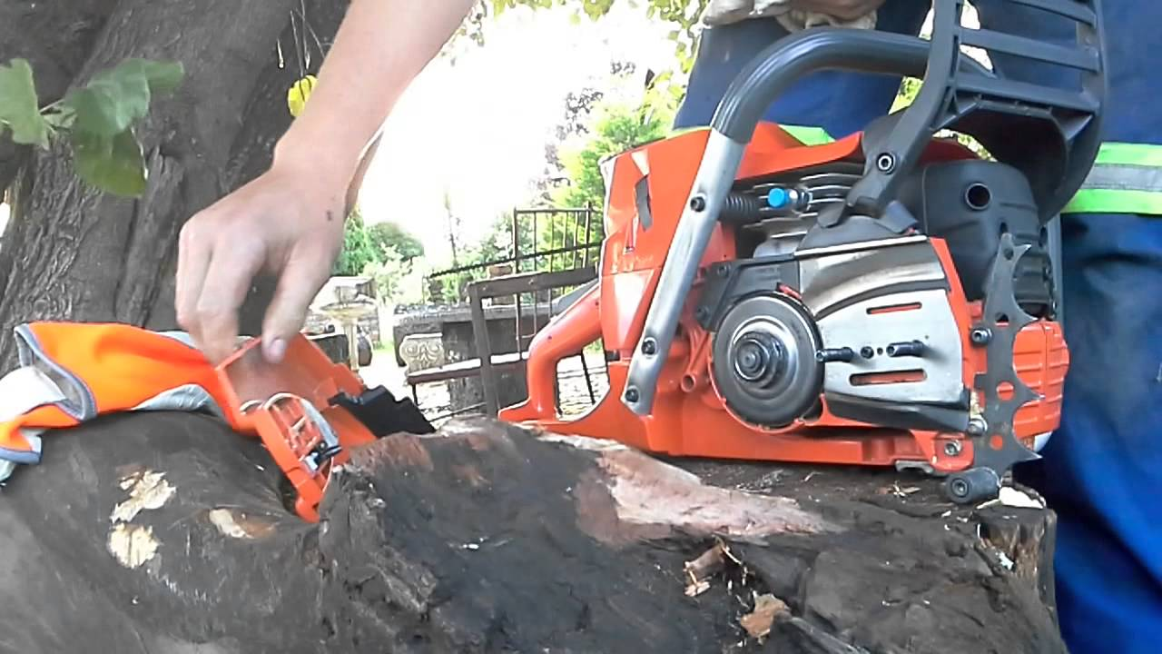 Chainsaw Cleaning Guide | Rechargeable Chainsaws