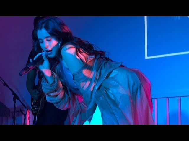 Lauren Jauregui More Than That (New Live Sony's Music)