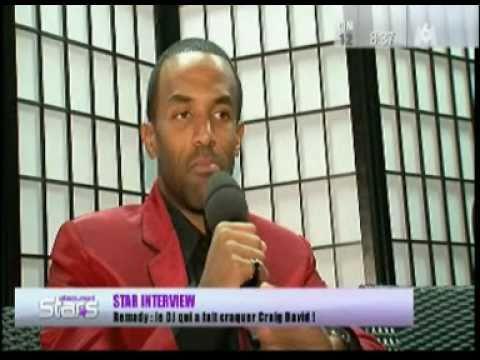 Interview de Manu.L (Remady) & Craig David (French TV -M6)