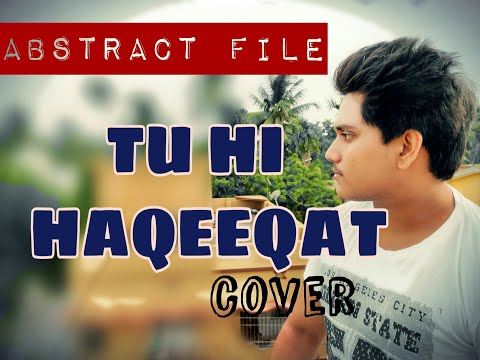 tu-hi-haqeeqat-¦abstract-file¦-unplugged-cover-¦