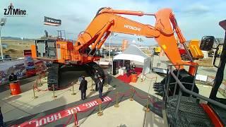 Hitachi EX1200 - Mongolia Mining 2019