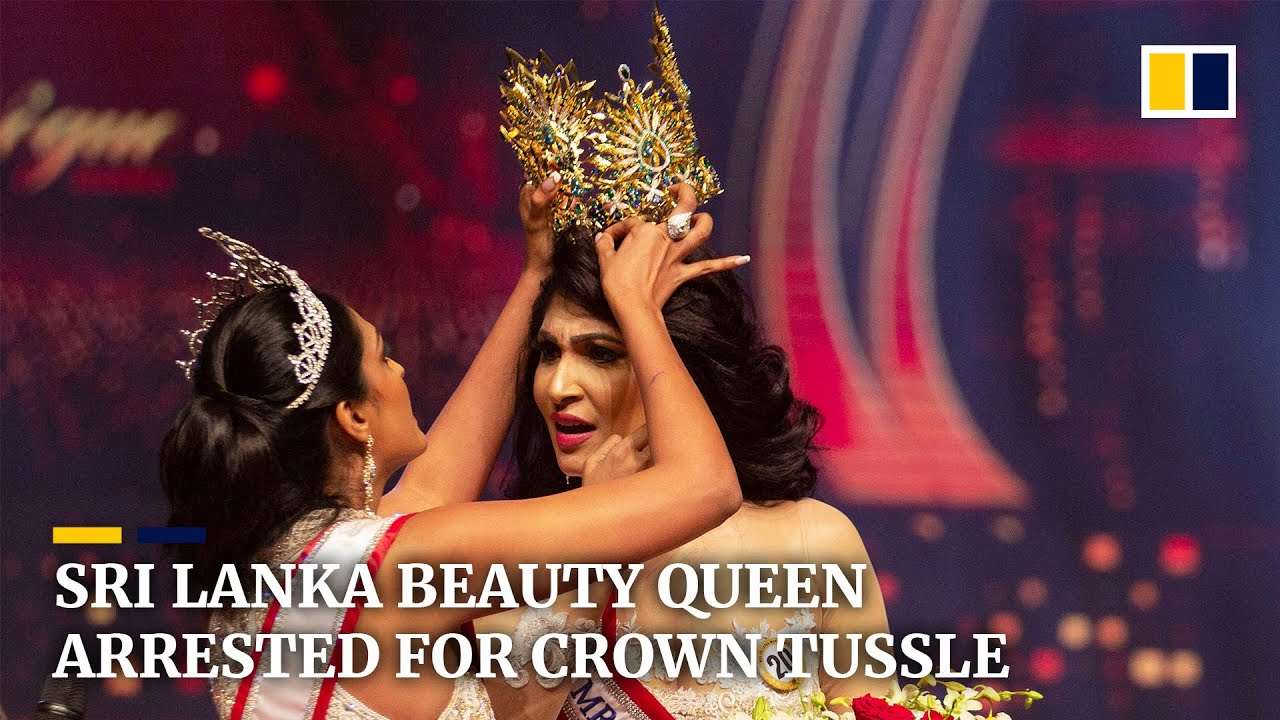 Queen traute beauty Man sues