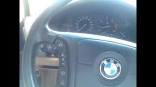 BMW 530da E39 - VIBRATIONS 90/140 km/h