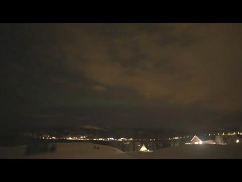 Northern Lights Live Stream