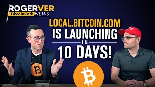 📱AT&T Now Accepts BCH, 💵LOCAL.BITCOIN.COM Is Launching in 10 Days, 💰 New Merchants On Board