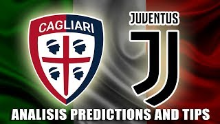 Cagliari Juventus Live Football Match Analisis Predictions And Free Tips