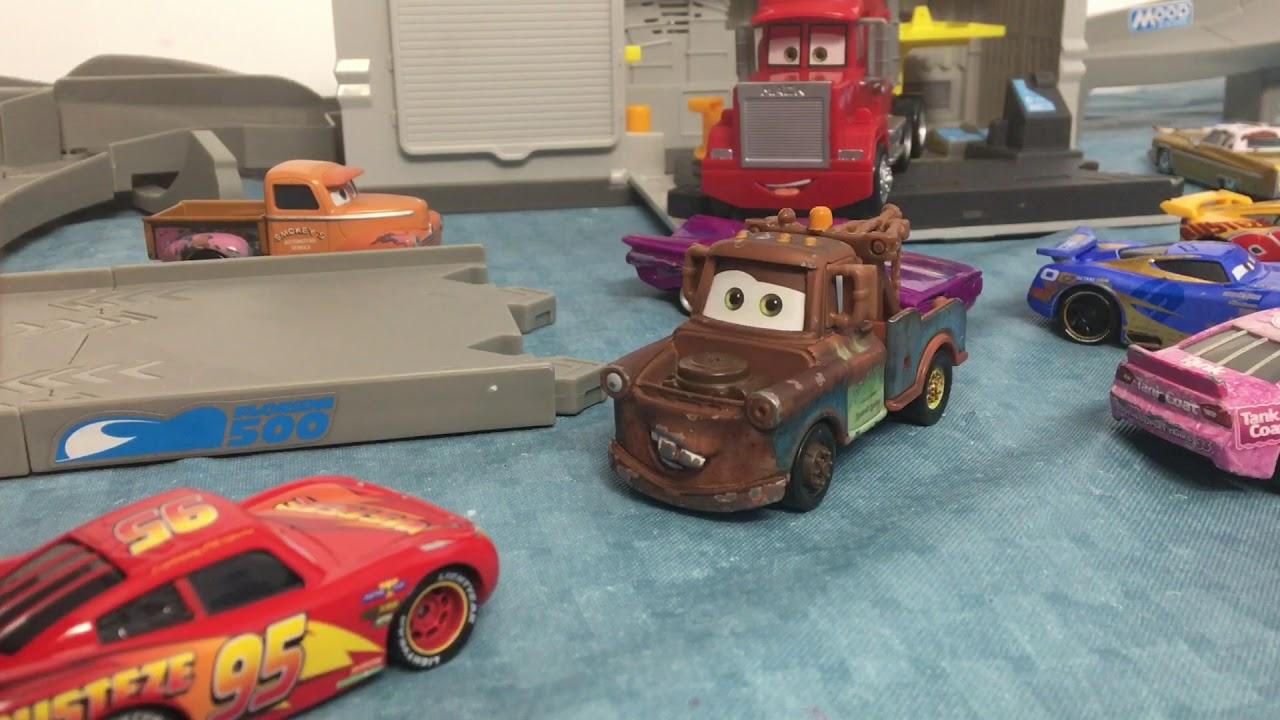 cars 3 rust eze adventures season 2 episode 14 the code youtube