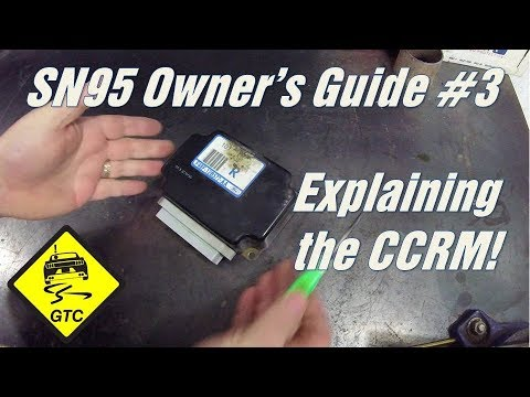 SN95 Owner's Guide #3 - Myth of the CCRM
