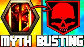 DOES RED INSTAKILL PROTECT YOU FROM FIRE ZOMBIES??// BLACK OPS 4 ZOMBIES // MYTH BUSTING MONDAYS #16