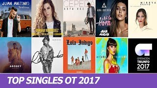 SINGLES OT 2017 | MI TOP 9