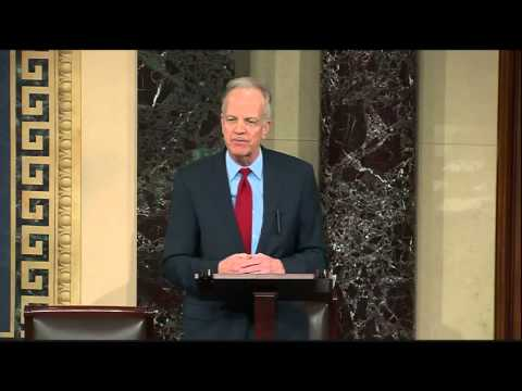 Sen. Moran Discusses Veterans Choice Improvement Act  and Kansas Cases on Senate Floor