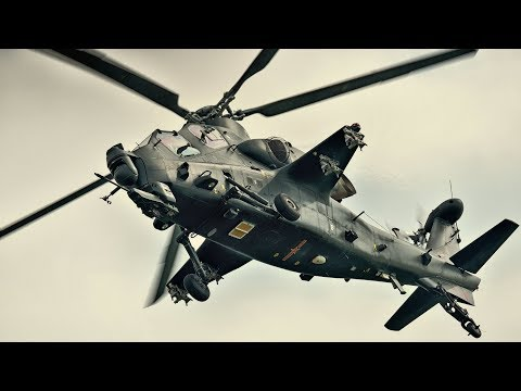 世界トップクラスの攻撃ヘリコプター10選