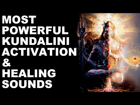 **WARNING** FAST KUNDALINI ACTIVATION MUSIC : EXPERIENCE REAL POWER:  EXTREMELY POWERFUL !