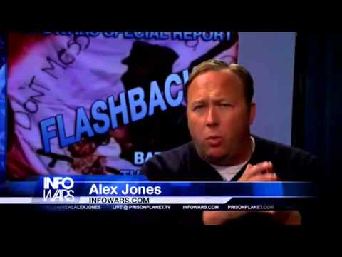 LA Times Article Calls White Gun Owners Terrorist Infowars Nightly News Special Report 3/14/2013