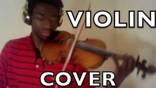 Usher - DJ Got Us Falling In Love Again (Violin Cover by Eric Stanley)