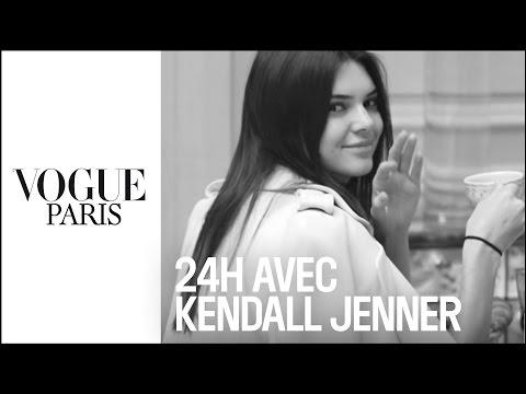 EXCLU : Une journée de Fashion Week avec Kendall Jenner au défilé Chanel