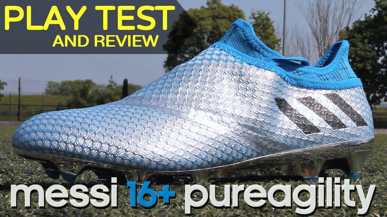 f161da542f8 NEW Adidas MESSI 16+ PureAgility Boots ...