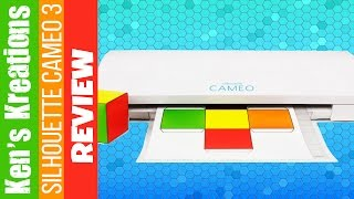 Silhouette Cameo 3 Review