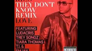 Rico Love - They Dont Know Remix Instrumental Prod By Earl - E