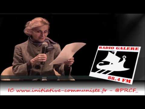 Annie Lacroix-Riz : Sur les pas de Léon Blum !