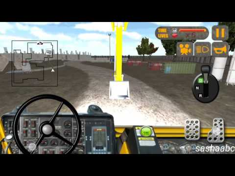 Construction Tractor Simulator обзор игры андроид Game Rewiew Android