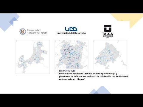 Presentación | Resultados del Estudio de sero-epidemiología y plataforma de información territorial