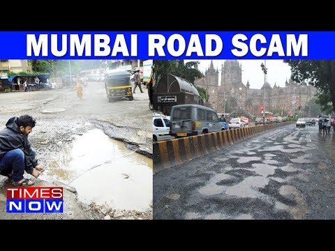 Sting Operation EXPOSES Corrupt BMC Officials | Mumbai Pot Holes