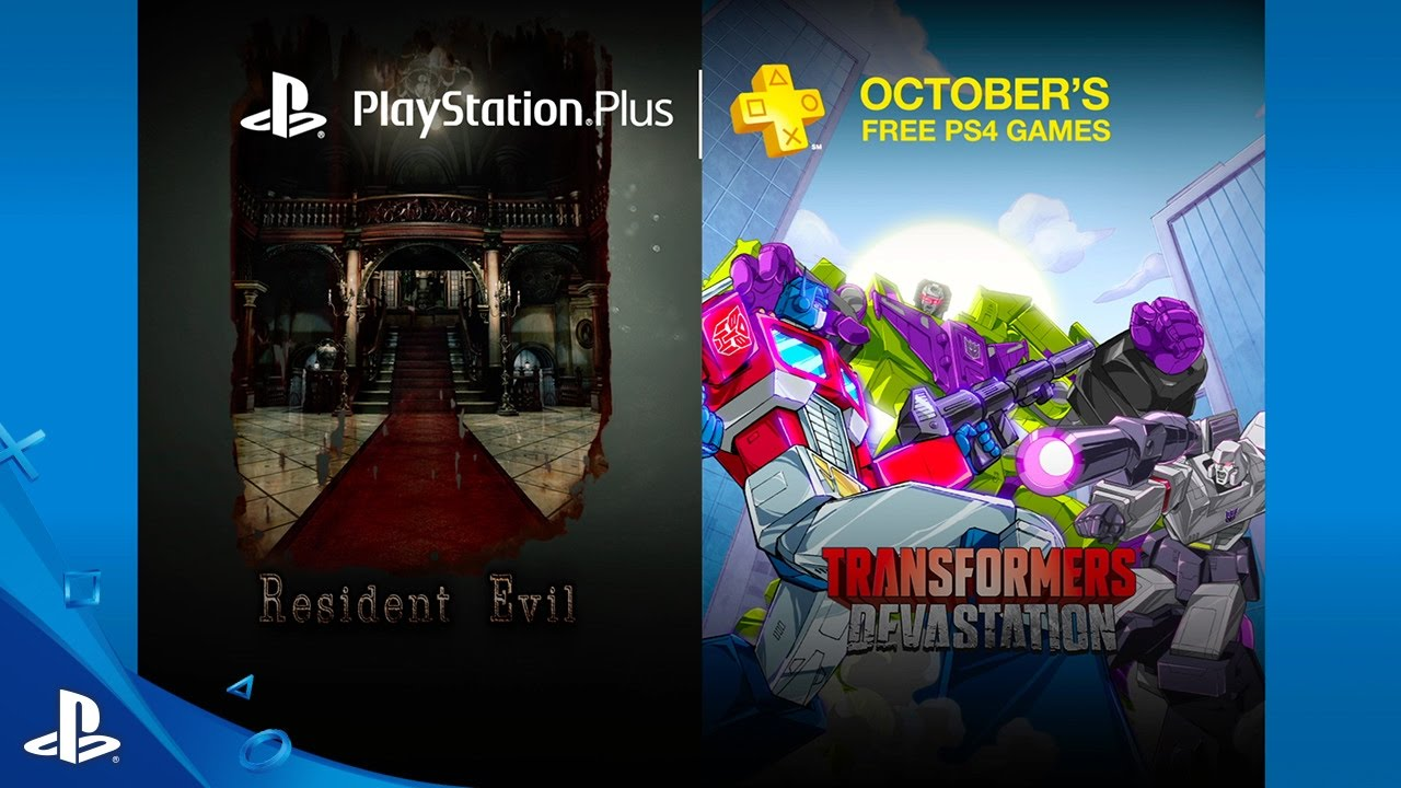 Ps4 Free Games October 2020.Playstation Plus Free Games For October 2016 Playstation Blog