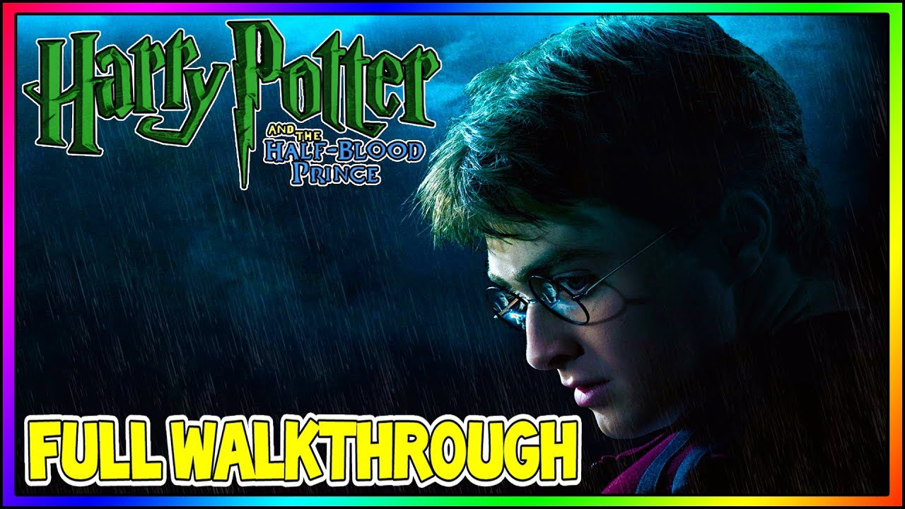 Download Harry Potter and the Half-Blood Prince - FULL 100% Walkthrough