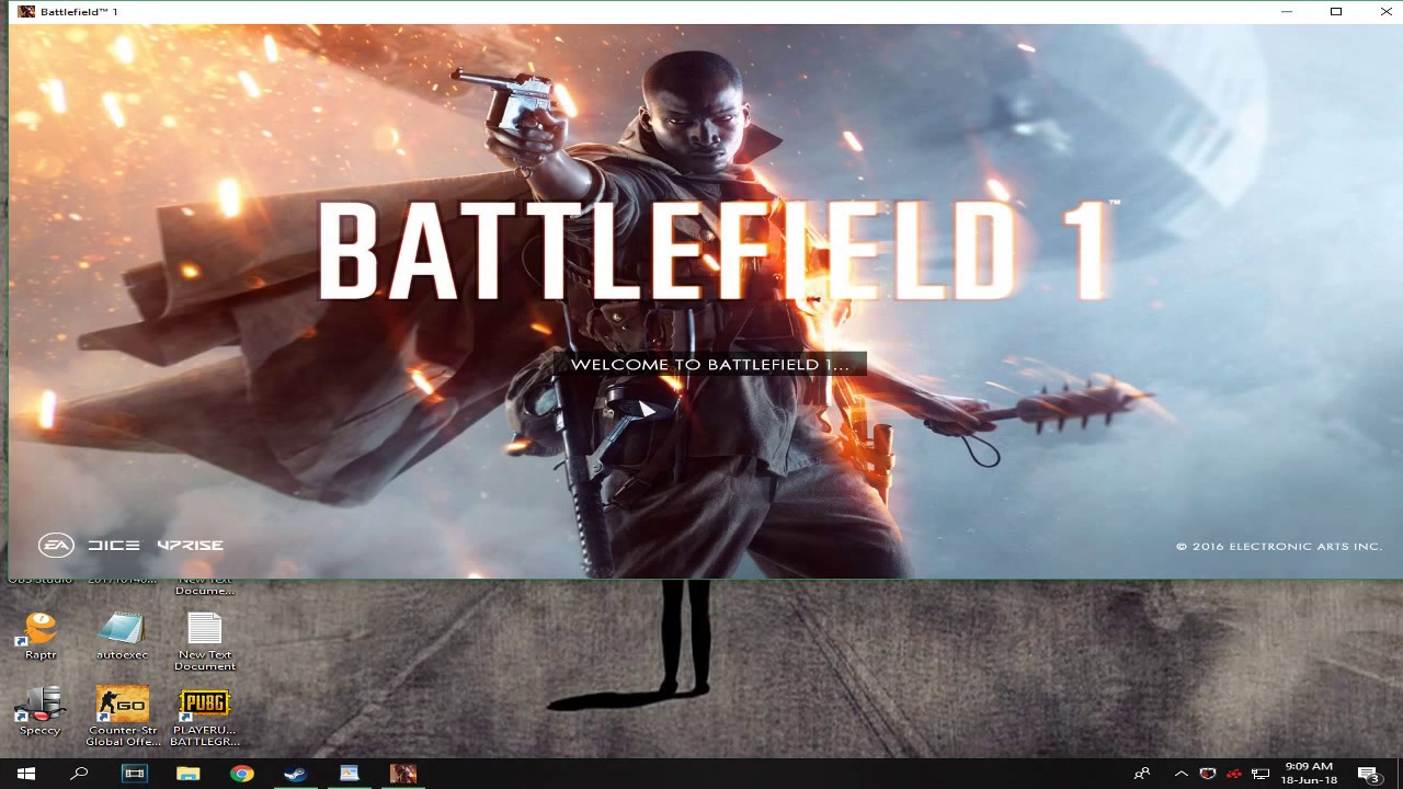 cant Battlefield games