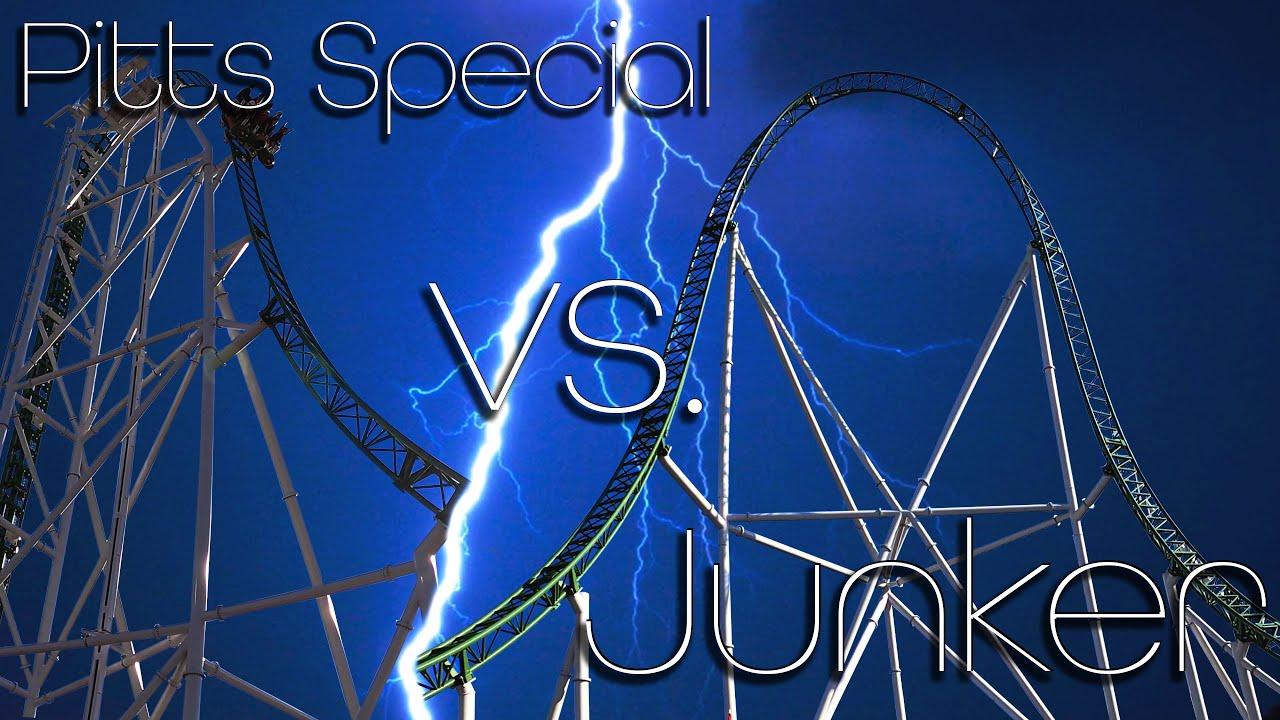 Pitts Special vs. Junker