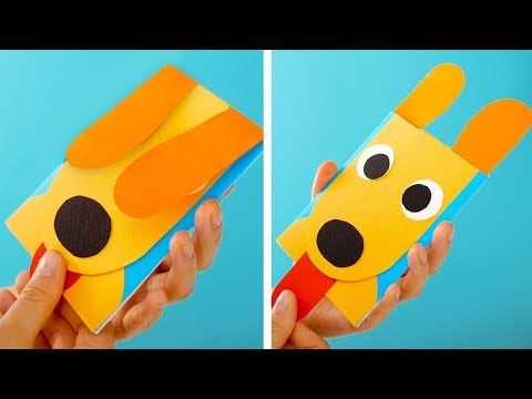 17 FUN AND CUTE PAPER CRAFTS